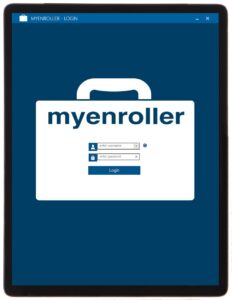 MyEnroller and iPad iOS version 15 issues